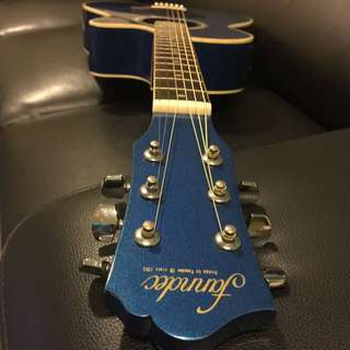 Budget Semi Acoustic Guitar
