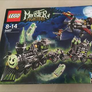 Lego 9467 - Monster Train