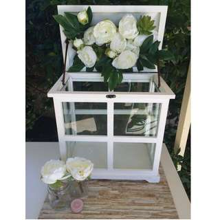 Shabby Chic Wishing Well