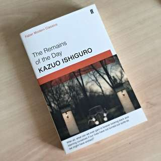 NEW - The Remains of the Day, By Kazuo Ishiguro