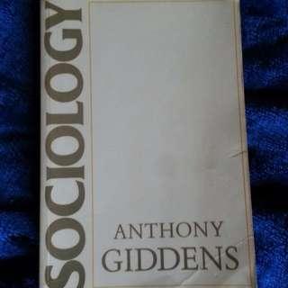 🚚 Sociology by Anthony Giddens (社會學)