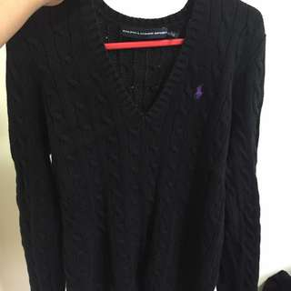 Ralph Lauren Polo Knit Sweater