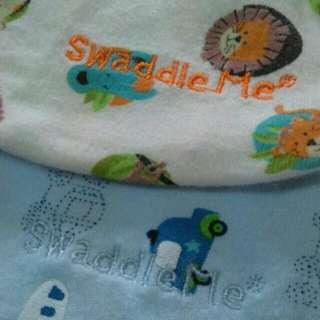 SwaddleMe 新生兒 懶人 包巾 育兒好幫手