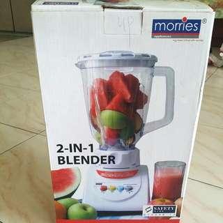 BN Morris 2-in-1 blender
