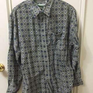 古著 棉質襯衫