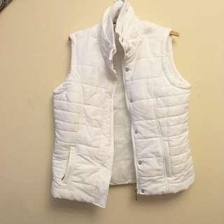 White Vest Size Small