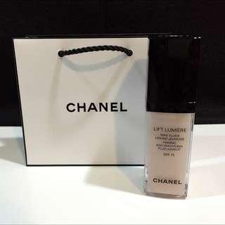 (待寄出)Chanel緊緻無瑕粉底液