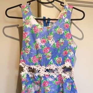 Reverse Dress