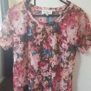 (Pending) Floral Top