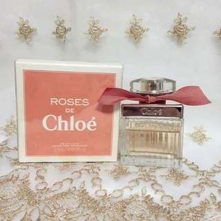 Chloe Roses 玫瑰女性淡香水-玻璃分裝