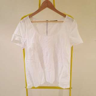 Thurley Cotton Embroidered Top