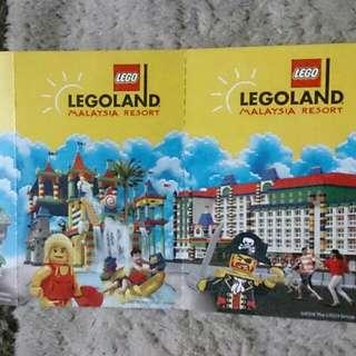 Legoland Tickets - Combo