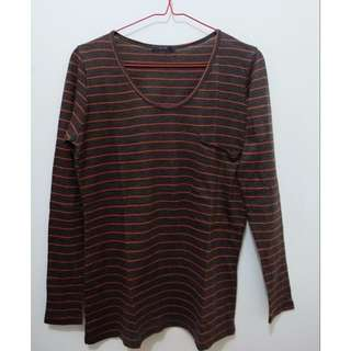 Stripe Top from Korea