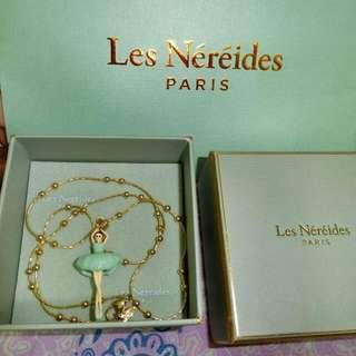 Les Néréides 芭蕾 項鍊