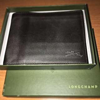 Longchamp Men Wallet