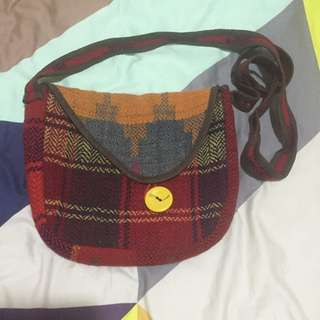 Cross Body Kilim Bag