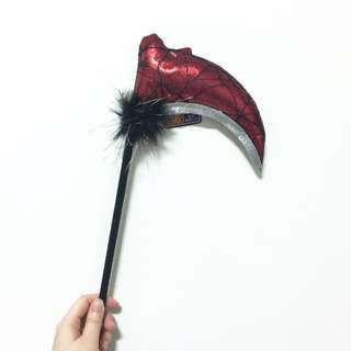 Red Devil Sickle