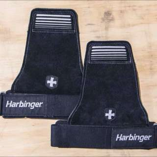 握力帶 Harbinger Lifting Grips 重訓 健身 versa gripps