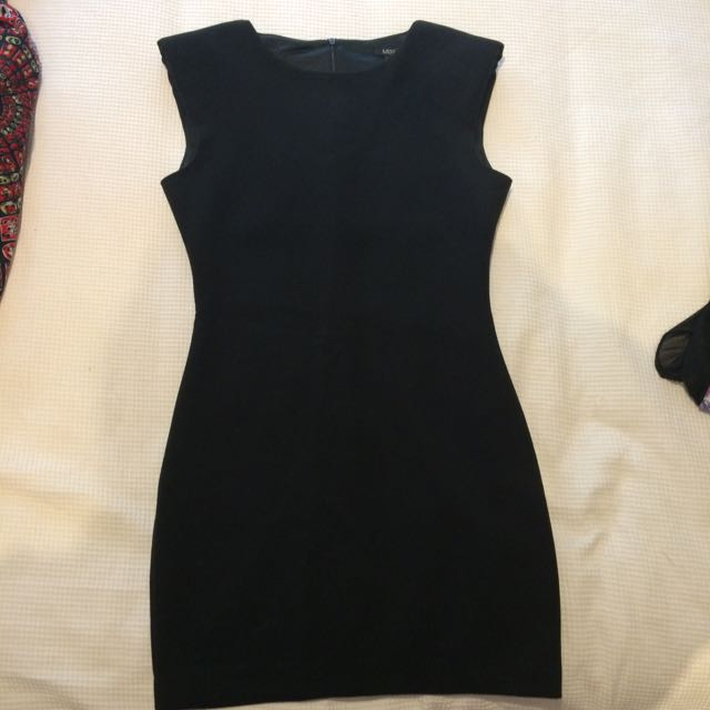 Black Maxim Dress
