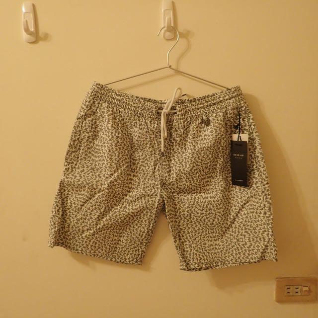 《保留中》澳洲品牌Cotton on海灘褲 M號