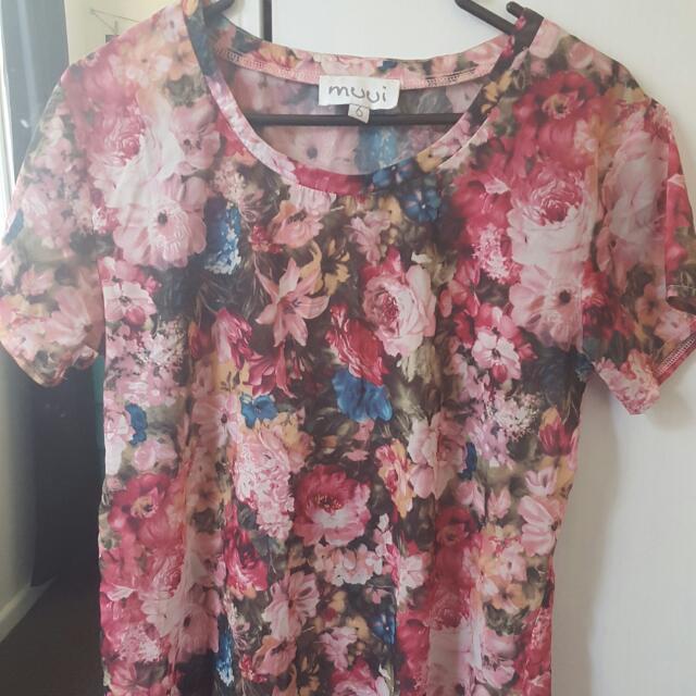 (Pending) Floral Top