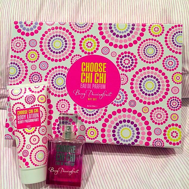 Fragrance Gift Pack