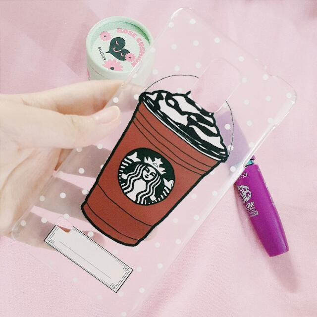 Note 4 Starbucks Frappucinno Hardcase