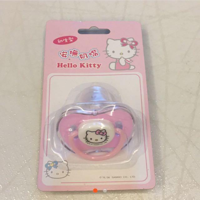 Hello Kitty安撫奶嘴