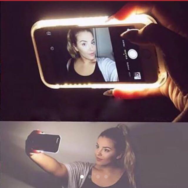 便宜賣Iphone6 6s 4.7 超強打光手機殼