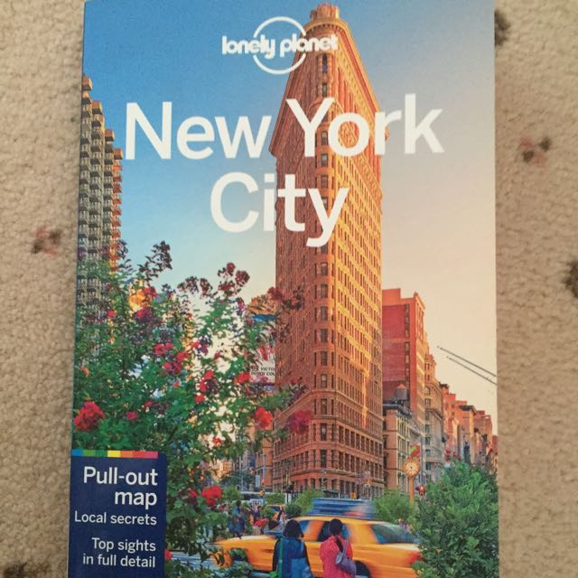 Lonely Planet New York Guide