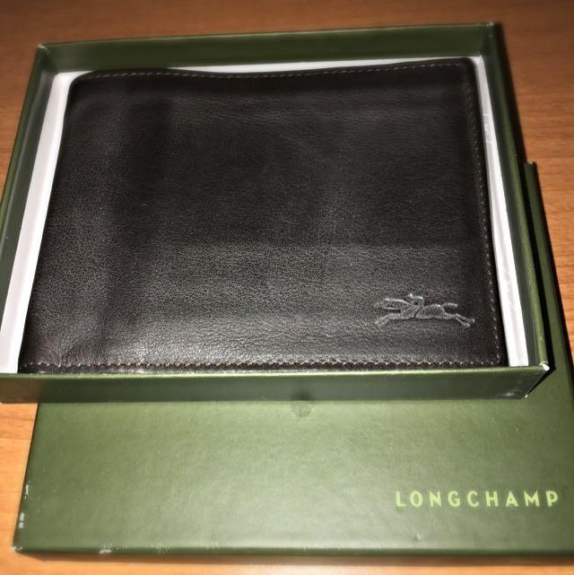 Longchamp Men Wallet
