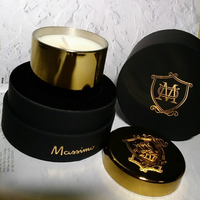 Massimo Dutti 香氛 蠟燭 #旋轉小天使