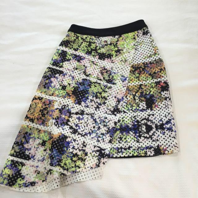 'Portmans' Work Skirt