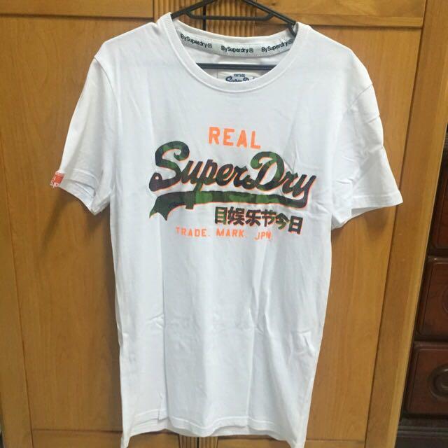 Superdry極度乾燥 二手衣