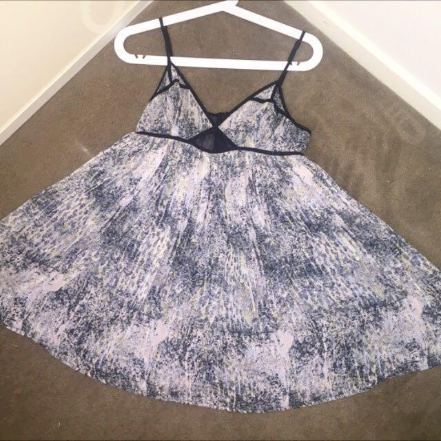 TOPSHOP Petite Dress/top