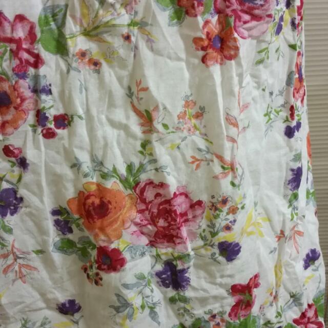Vero Moda Floral Dress/Top