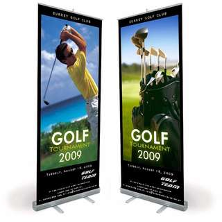 Roll-up Banner Print