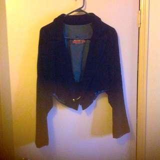 Studibaker Hawk Cropped Jacket