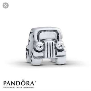 Looking For Pandora Car Charm