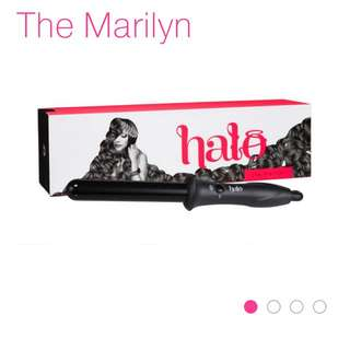 Halo 'The Marilyn' Curler