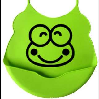 ✔INSTOCK SILICONE BABY BIBS