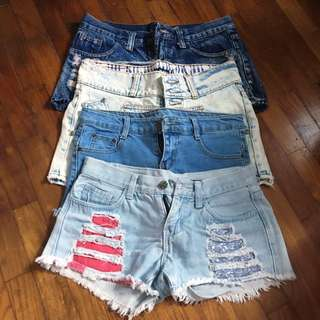Denim Shorts!!