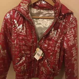 Genuine Apple Bottom Jacket By Nelly