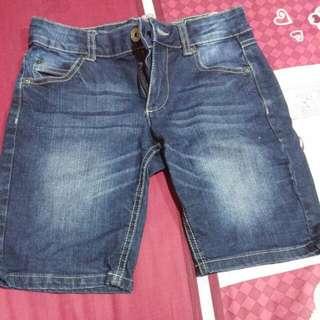 BENETTON牛仔短褲