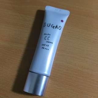 (待匯款)Sugao 慕斯CC霜