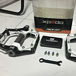 Xpedo Faceoff Pedals