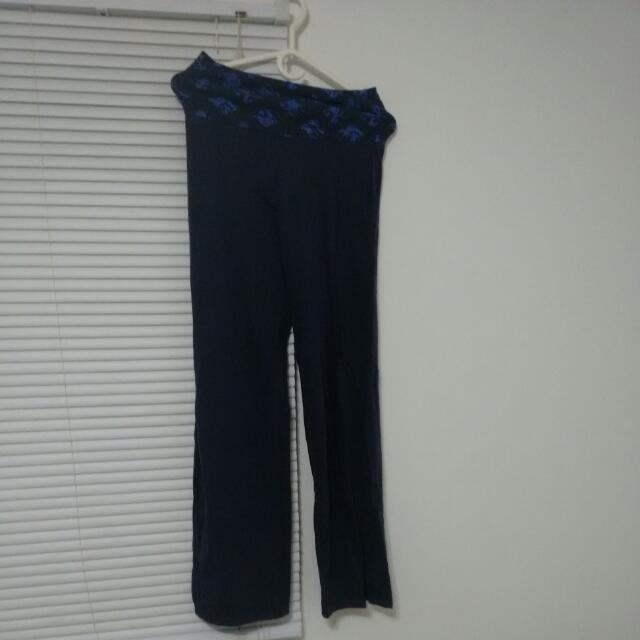 2 Stretchable Maternity Pants