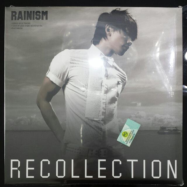 album vol.5 rainism