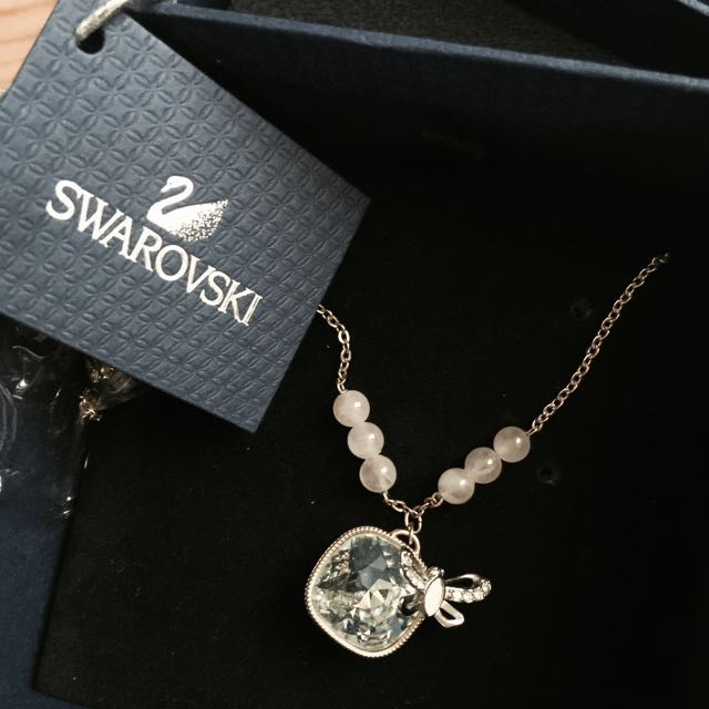 Brand New Swarovskii Pendant Necklaces