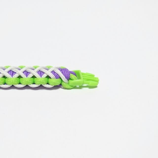 Buzz Lightyear Paracord Bracelet [100% Handcrafted]